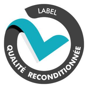 Label Qualité Reconditionnée Rcube